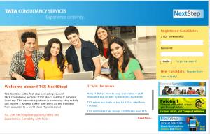 TCS Next Step Portal - Register & Login @ nextstep.tcs.com Official site