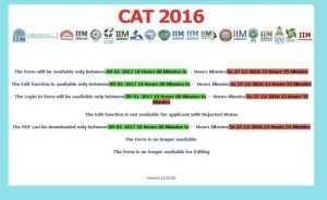 CAT 2016 Result on Jan 9th, 10AM - Check CAT Score Cards @ iimcat.ac.in