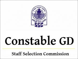 SSC Constable GD 2017 Cutoff marks @ ssconline2.gov.in