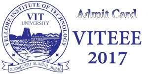 VIT Admit Card Download