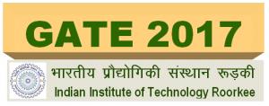 GATE 2017 Exam Results Release Date@www.gate.iitr.ernet.in