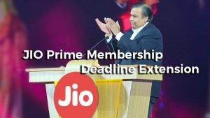 Jio Prime Membership Extended till April 15th & New Jio Offers